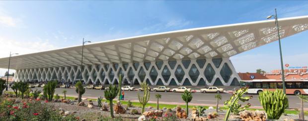 marrakesh aeropuerto