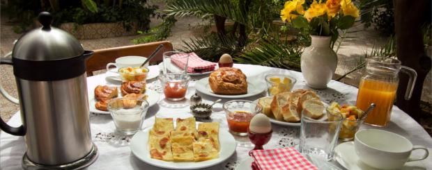 marrakesh desayuno riad